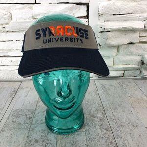 Syracuse University Visor NWT By Champion 1435